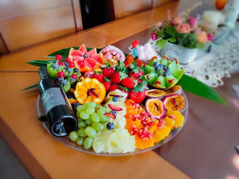 מגש פירות 2