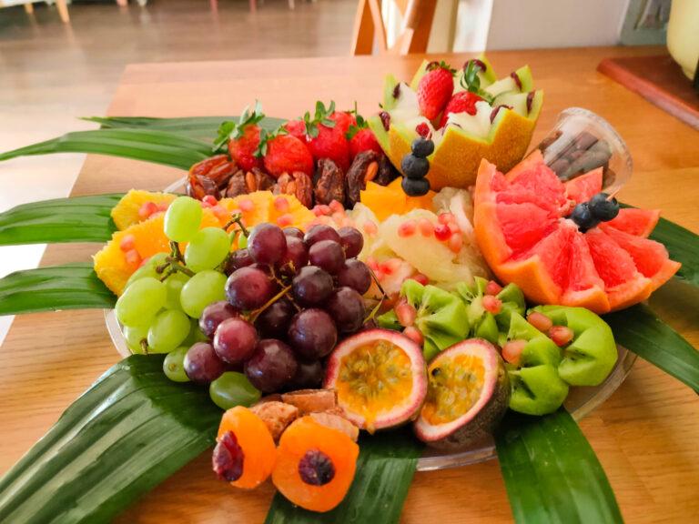 מגש פירות 6