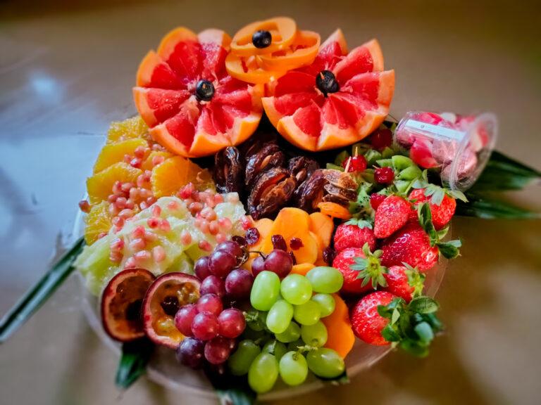 מגש פירות 8