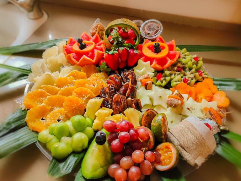 מגש פירות 12